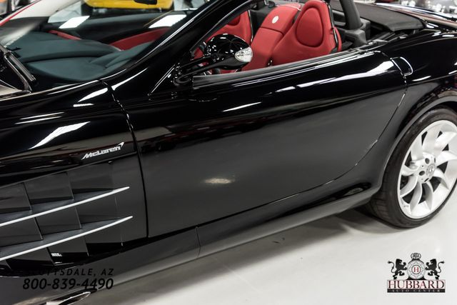 2009 Mercedes-Benz SLR McLaren SLR McLaren 2dr Roadster 5.5L - Click to see full-size photo viewer