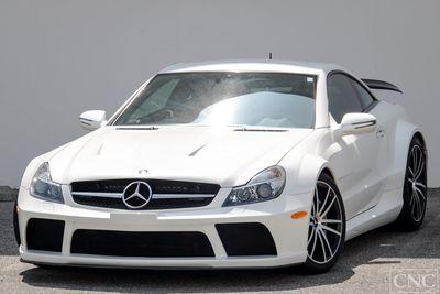 2009 Mercedes-Benz 2dr Coupe 6.0L AMG Black Series