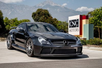 2009 Mercedes-Benz SL-Class Black Series  Coupe