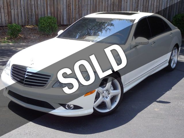 White Mercedes Benz >> 2009 Used Mercedes Benz S Class Key To The Cure Diamond White Low Miles Loaded At Michs Foreign Cars Serving Hickory Nc Iid 18967071