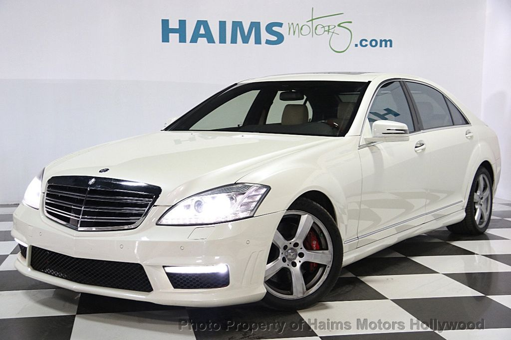 2009 used mercedes benz s class s550 4dr sedan 5 5l v8