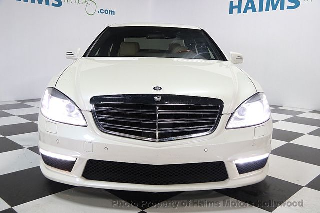 2009 Used Mercedes-Benz S-Class S550 4dr Sedan 5 5L V8 4MATIC at Haims  Motors Hollywood Serving Fort Lauderdale, Hollywood, Pompano Beach, FL, IID