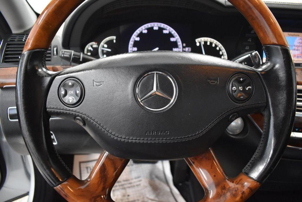 2009 Mercedes-Benz S-Class S550 4dr Sedan 5.5L V8 RWD - 18546148 - 21