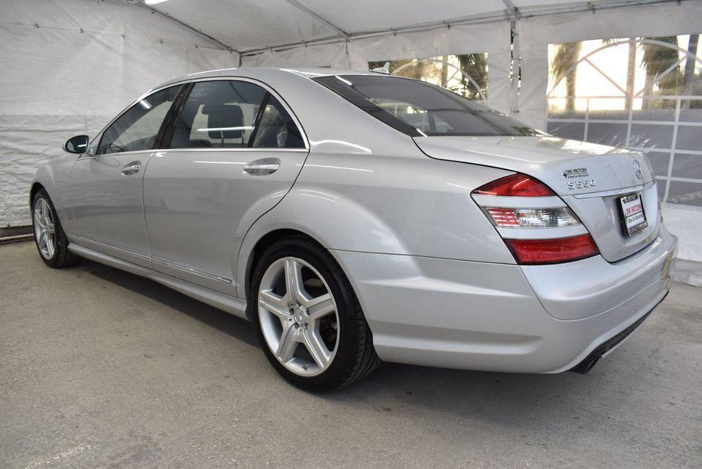 2009 Mercedes-Benz S-Class S550 4dr Sedan 5.5L V8 RWD - 18546148 - 3