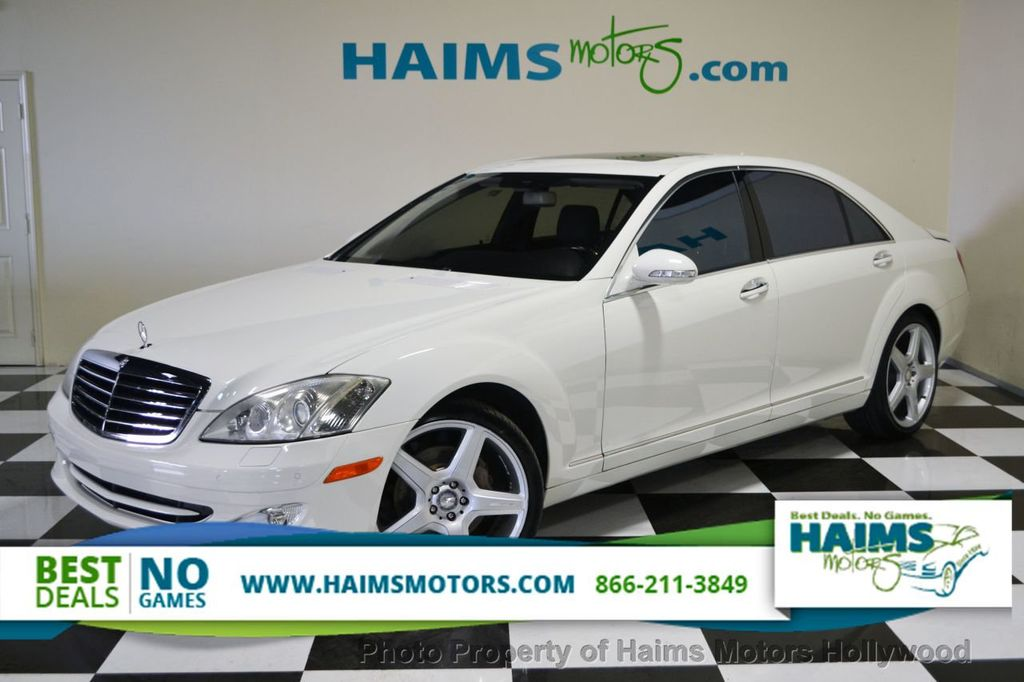 2009 used mercedes benz s class s550 4dr sedan 5 5l v8 rwd for Used s550 mercedes benz