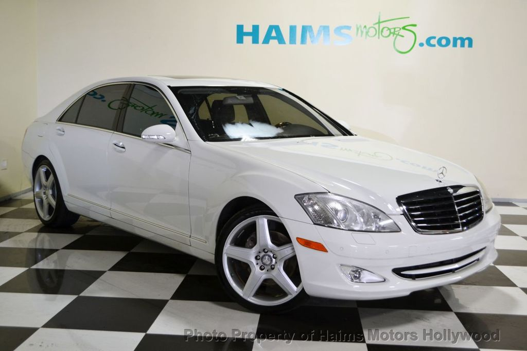 2009 used mercedes benz s class s550 4dr sedan 5 5l v8 rwd at haims motors serving fort. Black Bedroom Furniture Sets. Home Design Ideas