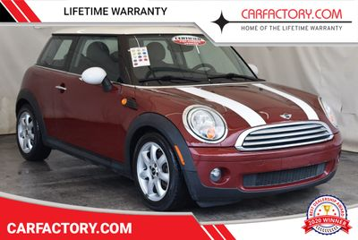 2009 MINI Cooper Hardtop 2 Door  Coupe