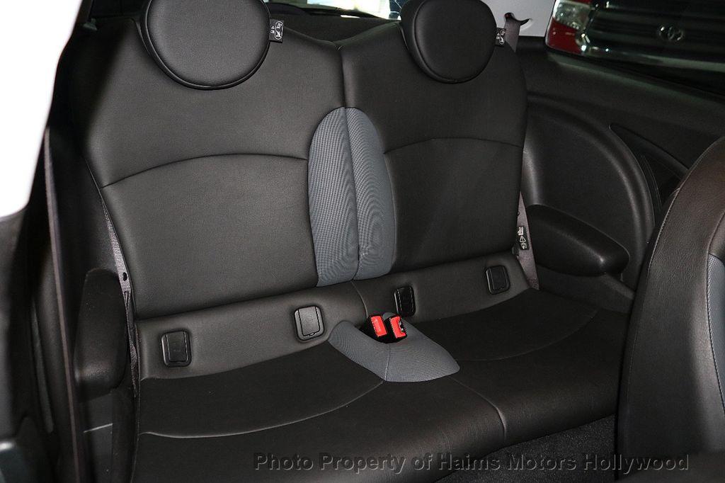 2009 MINI Cooper Hardtop 2 Door  - 18134459 - 11