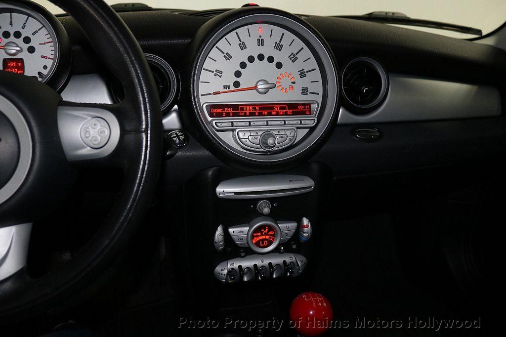 2009 MINI Cooper Hardtop 2 Door  - 18134459 - 15