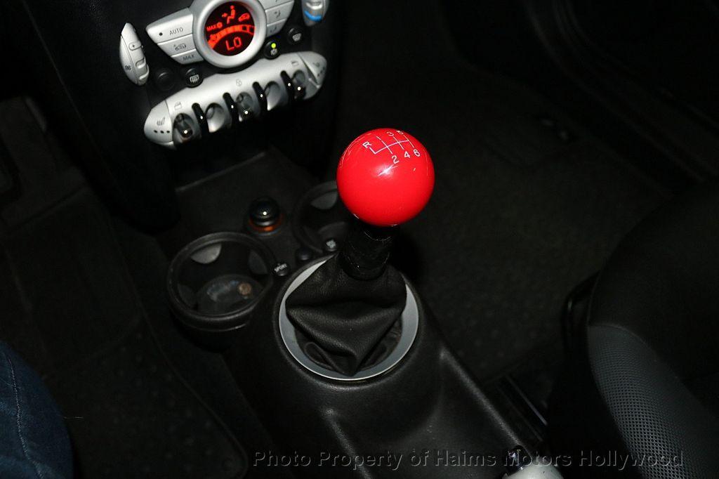 2009 MINI Cooper Hardtop 2 Door  - 18134459 - 19
