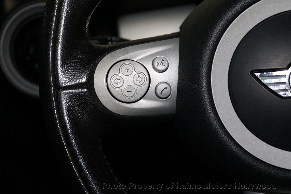 2009 MINI Cooper Hardtop 2 Door  - 18134459 - 21
