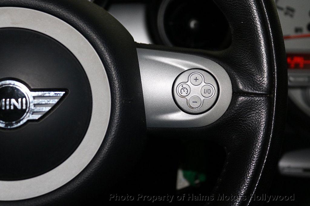 2009 MINI Cooper Hardtop 2 Door  - 18134459 - 22