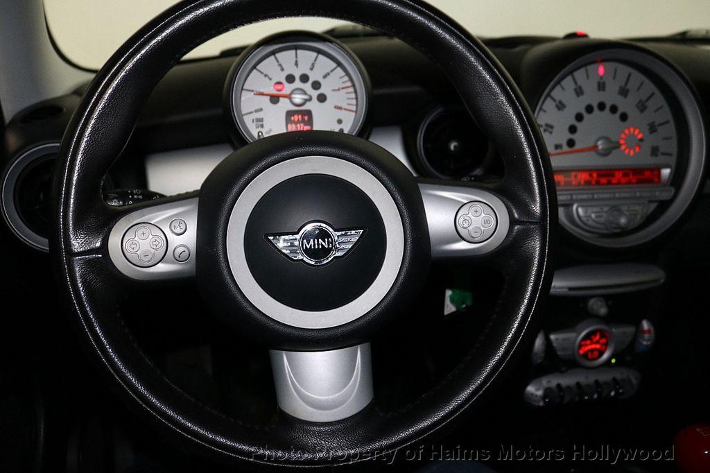 2009 MINI Cooper Hardtop 2 Door  - 18134459 - 24