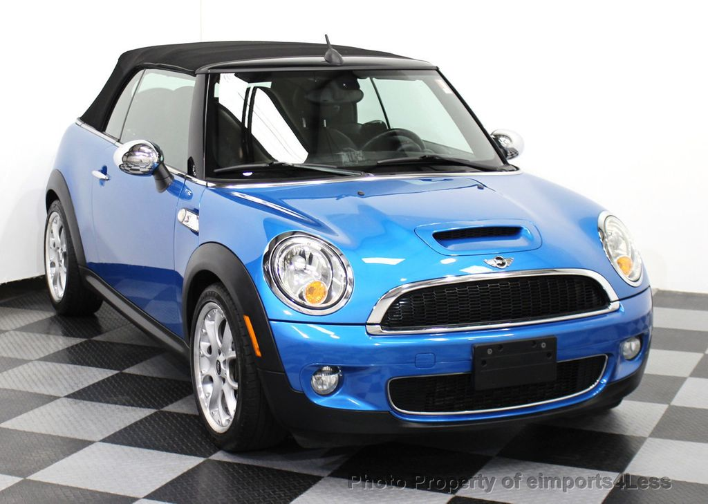 2009 used mini cooper s convertible 6 speed manual trans at eimports4less serving doylestown. Black Bedroom Furniture Sets. Home Design Ideas