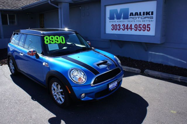 2009 Used Mini Cooper S Clubman At Maaliki Motors Serving Aurora