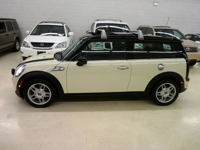 2009 used mini cooper s clubman clubman at luxury automax. Black Bedroom Furniture Sets. Home Design Ideas