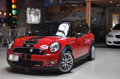 2009 MINI John Cooper Works - WMWMM93519TF99004