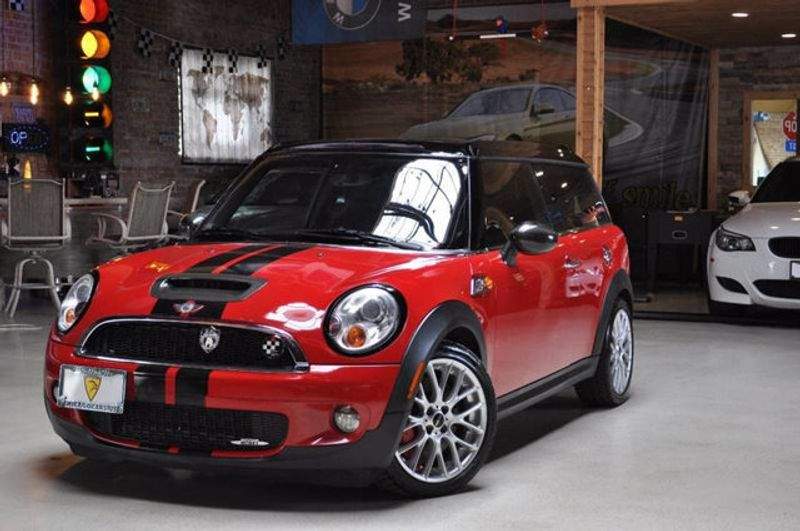 2009 Mini John Cooper Works Cooper Clubman Coupe For Sale