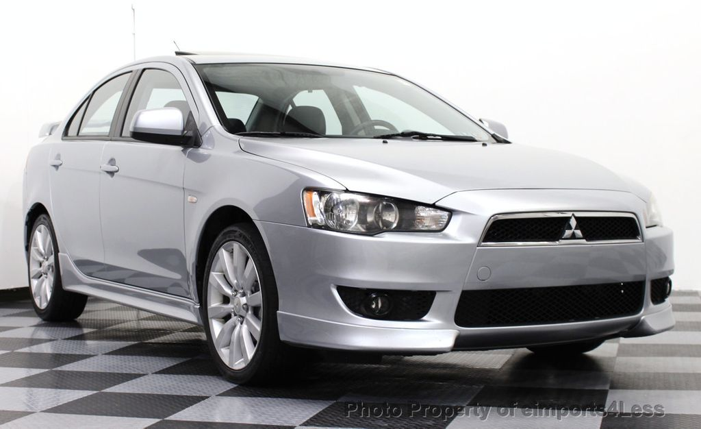 2009 Used Mitsubishi Lancer Gts Sedan With Navigation At Eimports4less Serving Doylestown Bucks