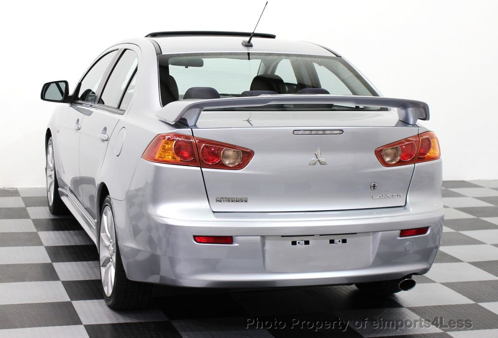 2009 Used Mitsubishi Lancer GTS SEDAN WITH NAVIGATION at ...