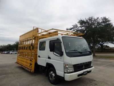 2009 Mitsubishi Fuso GLASS GLAZING TRUCK  - Click to see full-size photo viewer