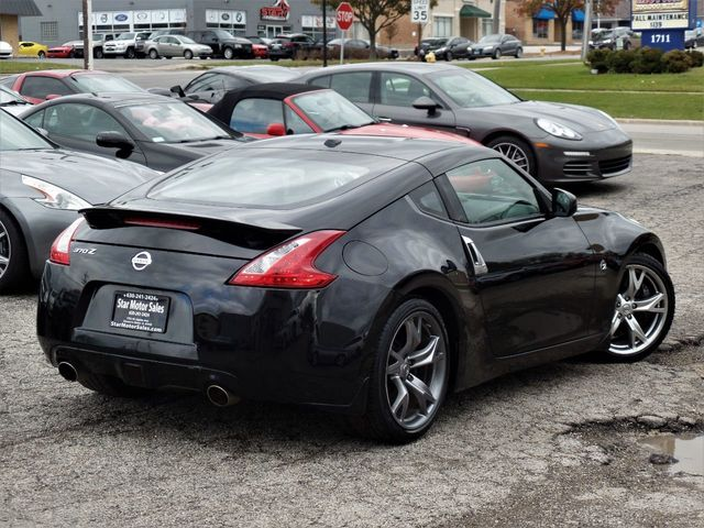 2009 Nissan 370Z 2dr Coupe Automatic - Click to see full-size photo viewer