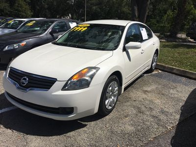 2009 Nissan Altima 2dr Coupe I4 CVT 2.5 S