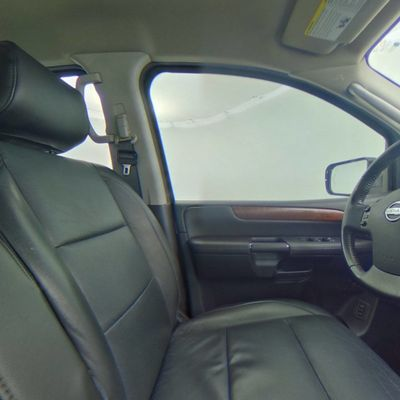 2009 Nissan Armada 2WD 4dr LE FFV SUV - Click to see full-size photo viewer