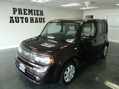 2009 Nissan cube 2009 NISSAN CUBE 5DR WGN  - Click to see full-size photo viewer