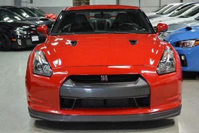 2009 Nissan GT-R Premium - Click to see full-size photo viewer
