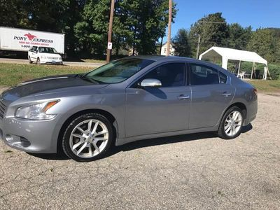 2009 Nissan Maxima 4dr Sedan V6 CVT 3.5 S - Click to see full-size photo viewer