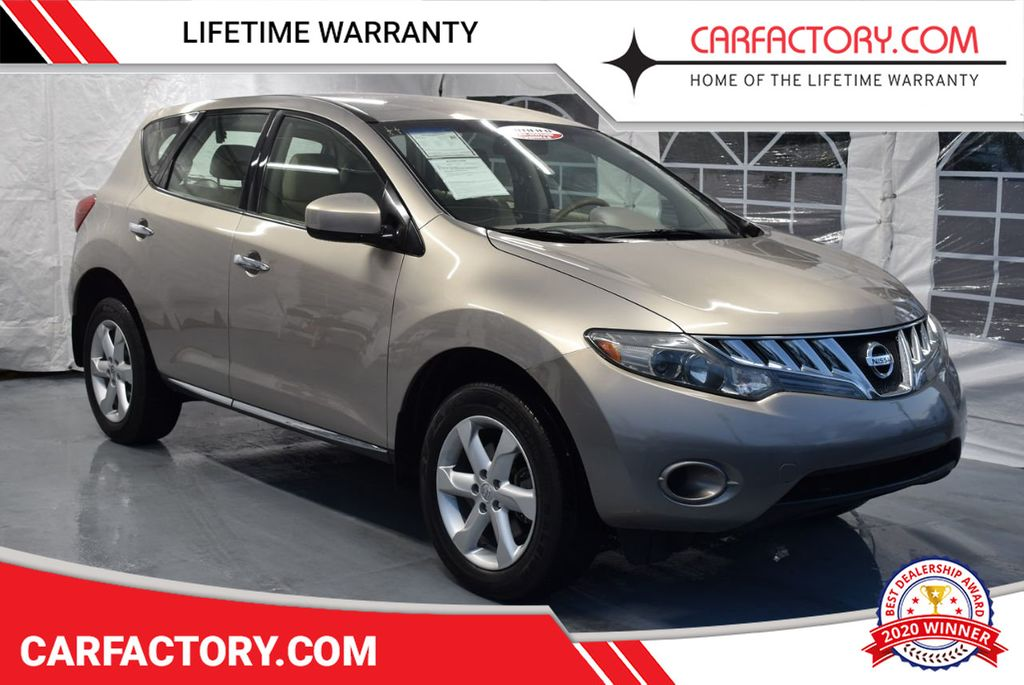 2009 Nissan Murano 2WD 4dr S - 17253454 - 0