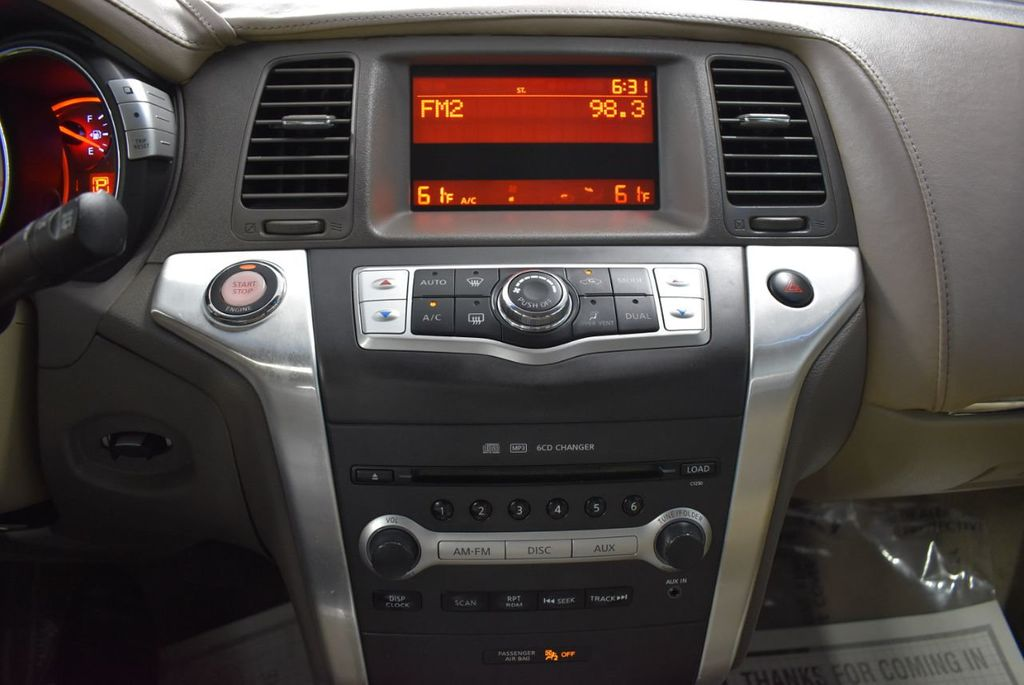 2009 Nissan Murano 2WD 4dr S - 17253454 - 17