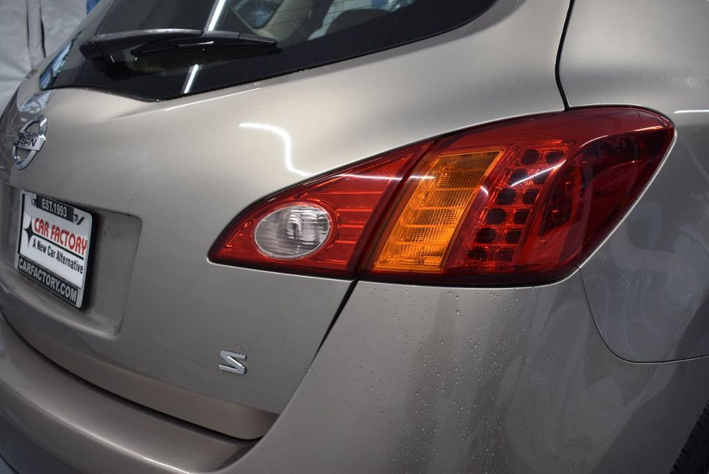 2009 Nissan Murano 2WD 4dr S - 17253454 - 1