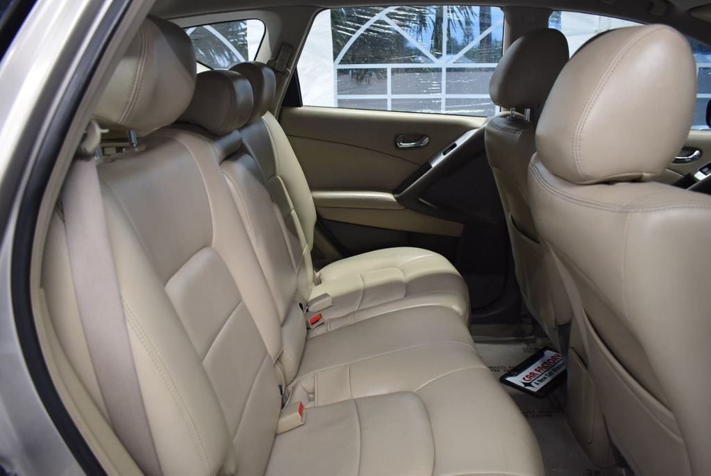 2009 Nissan Murano 2WD 4dr S - 17253454 - 19