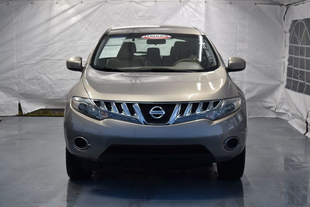2009 Nissan Murano 2WD 4dr S - 17253454 - 2
