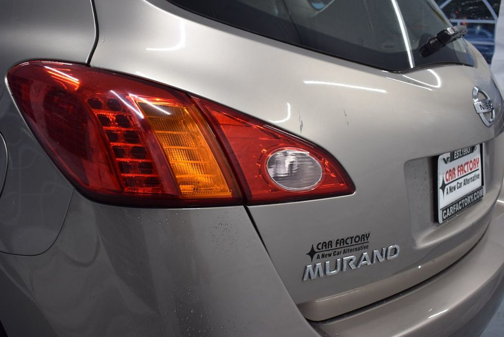 2009 Nissan Murano 2WD 4dr S - 17253454 - 4