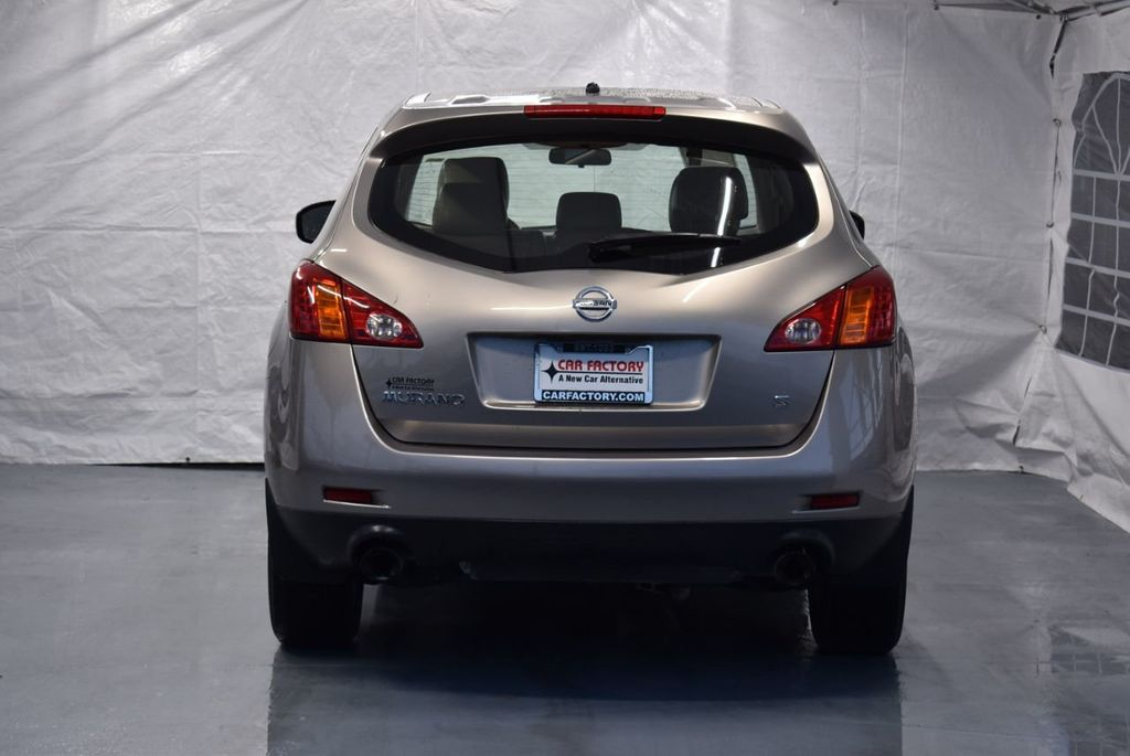 2009 Nissan Murano 2WD 4dr S - 17253454 - 5