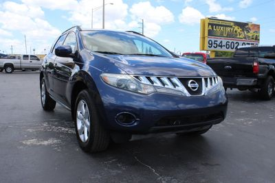 2009 Nissan Murano 2WD 4dr S SUV