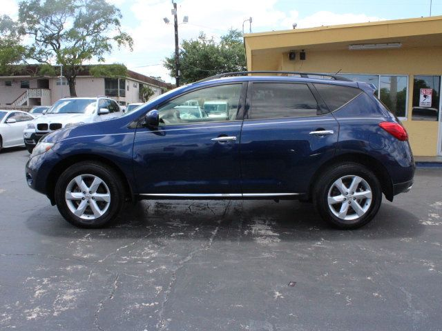 2009 Nissan Murano 2WD 4dr S - Click to see full-size photo viewer