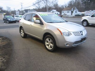 2009 Nissan Rogue S - Click to see full-size photo viewer
