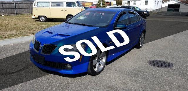 Used Pontiac G8 For Sale Motorcarcom