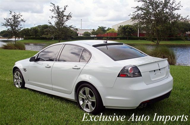 2009 Pontiac G8 GT - Click to see full-size photo viewer