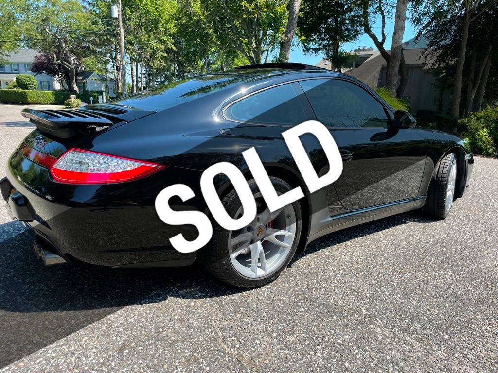 2009 Porsche 911 2dr Coupe Carrera 4 - 15885827 - 0