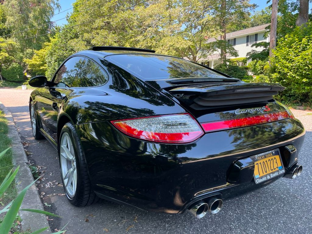 2009 Porsche 911 2dr Coupe Carrera 4 - 15885827 - 6