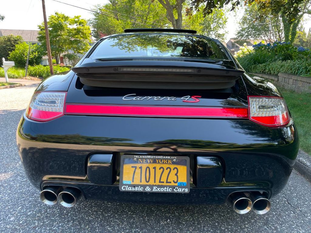 2009 Porsche 911 2dr Coupe Carrera 4 - 15885827 - 7