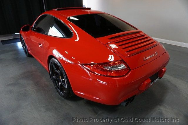 2009 Porsche 911 2dr Coupe Carrera S - Click to see full-size photo viewer