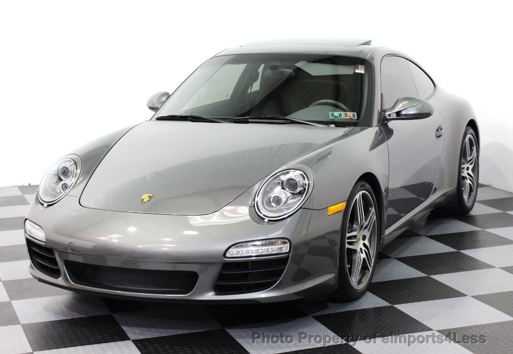 2009 used porsche 911 certified 911 carrera s coupe 6. Black Bedroom Furniture Sets. Home Design Ideas