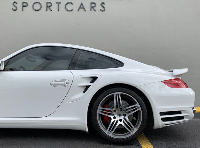 2009 Porsche 911 Turbo Coupe