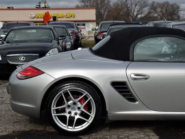 2009 Porsche Boxster 2dr Roadster S - Click to see full-size photo viewer